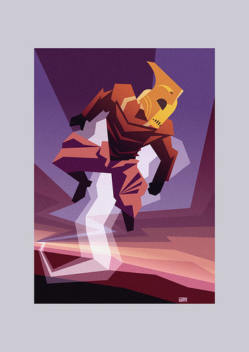 Rocketeer by JAM-WAH