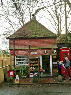 Sparsholt village shop