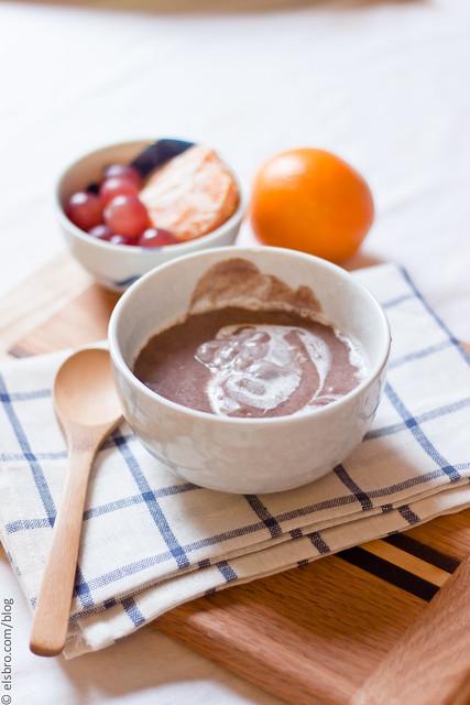 Finger Millet Flour Porridge