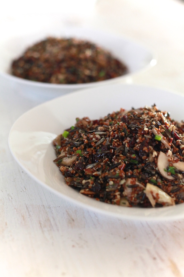 Wild Rice & Quinoa Salad 52