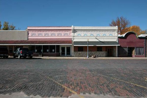 Broadway Street, Cottonwood Falls, KS 2011 (c) Sandy Sorlien, courtesy of the photographer