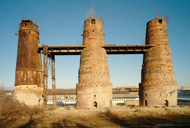Lime works, Kladno