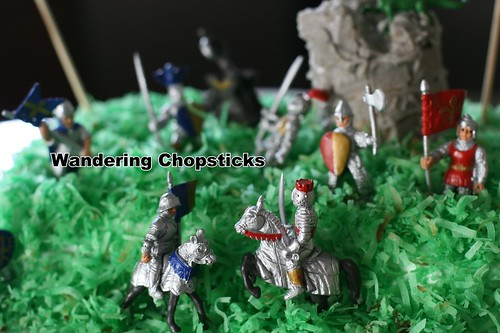 A Knight-Themed Party and Vietnamese First Birthday Traditions 12