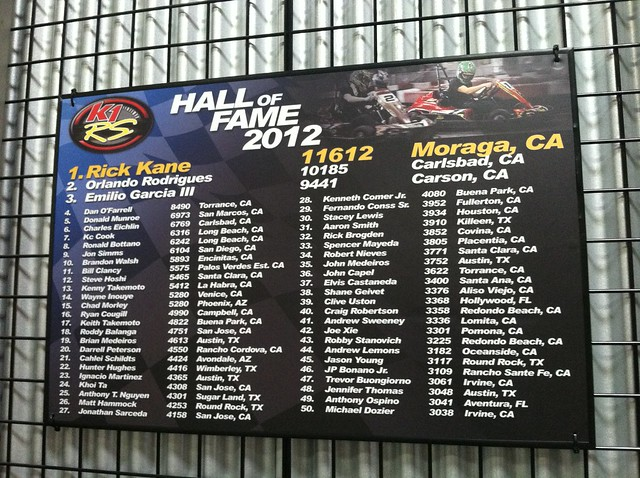 8445630260 387e19f9cb z Hall of Fame 2012   K1RS Top 50