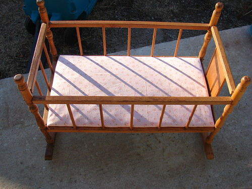 Doll bed 3