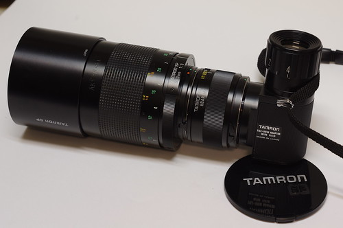 Tamron Adaptall-2 500mm f/8 55bb