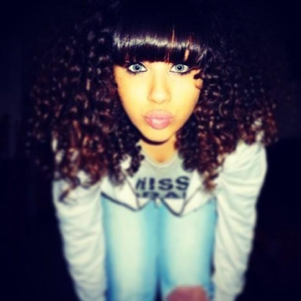 stolen #pic #from @thenamesgertrudeandkia #love #her #doe! #pretty ...