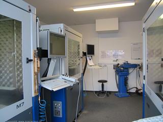 Einige der CNC-Maschinen