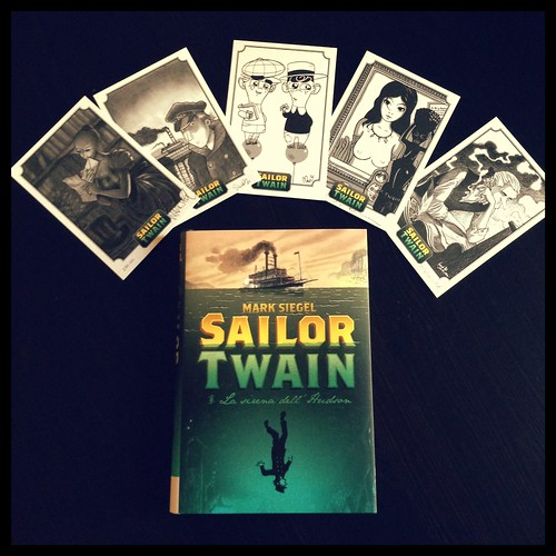 [Chronique] Sailor Twain ou La sirène dans l'Hudson de Siegel 8453176664_c5edacb28a