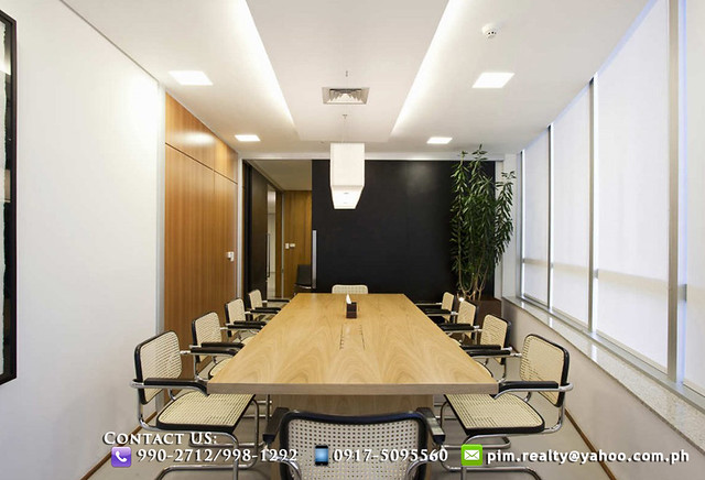 Condominium Office Space in Pacific Century Tower
