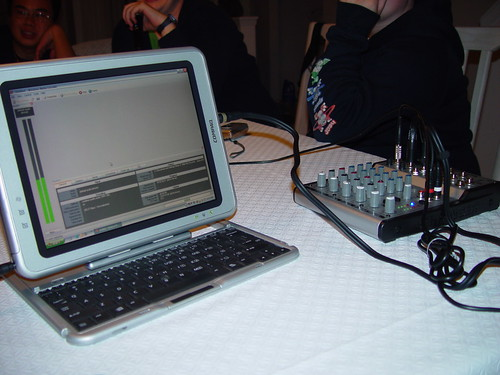 Podcasting in 2004