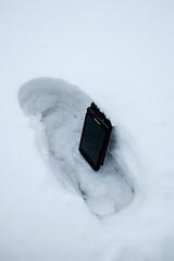10cm de neige