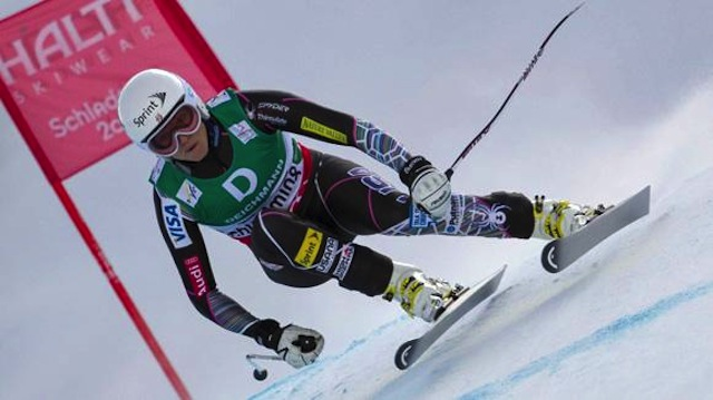 Julia Mancuso, WC downhill