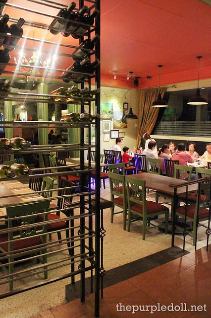 Napa Restaurant Dining