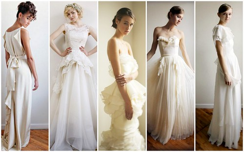 {Modern Bridal Style} by Leanne Marshall by Nina Renee Designs