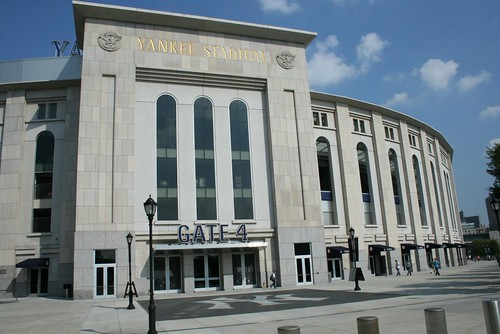 Estadio de los Yankees de Nueva York