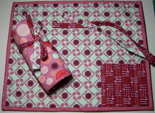 Quilted Picnic Placemats
