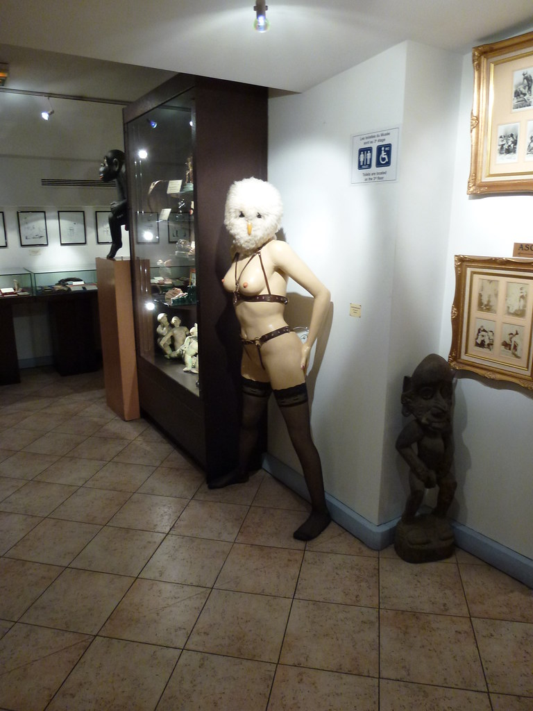 Erotic Museum Feb 2013