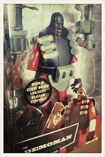 NECA Demoman Action Figure