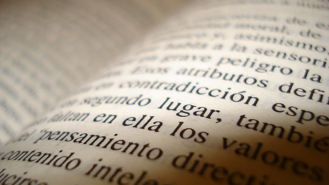 Photo:Words (Palabras) By:Juan Lauriente