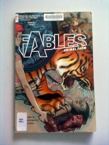 Fables 1234
