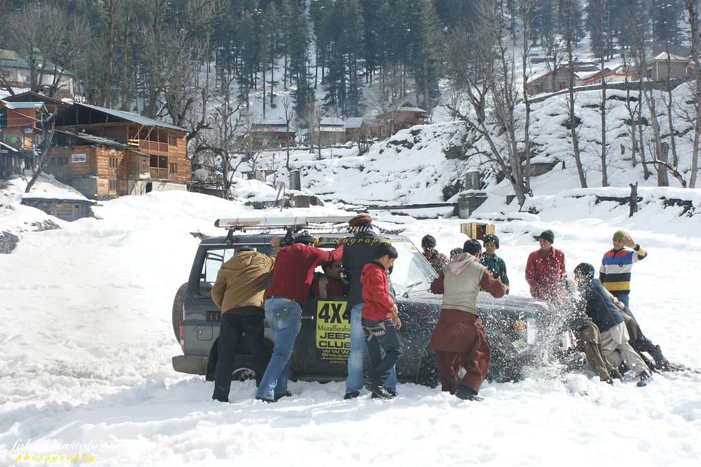Muzaffarabad Jeep Club Neelum Snow Cross - 8470739147 ce9d9014ed b