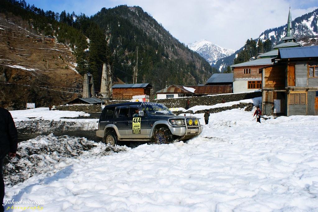 Muzaffarabad Jeep Club Neelum Snow Cross - 8470982455 007b2d5bdd b