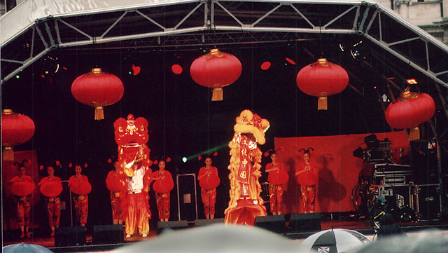 London Chinese New Year