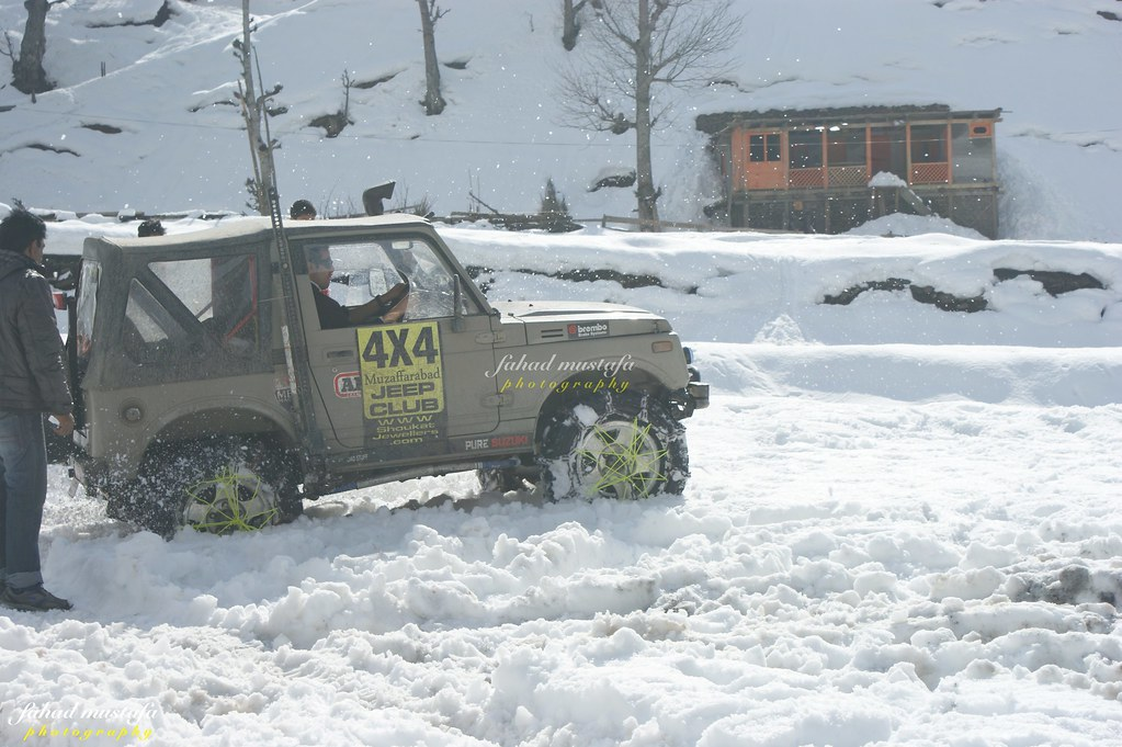 Muzaffarabad Jeep Club Neelum Snow Cross - 8472107974 5dcbe72b37 b