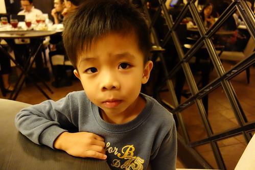 漢來飯店年夜飯