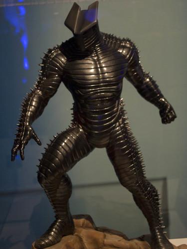 臺中科博館-機器人展