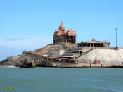 tourist places between Madurai Rameswaram and Kanyakumari