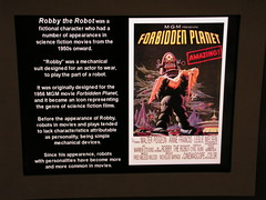 Information on Robby The Robot