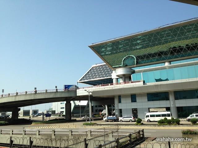 桃園機場第二航站 Taoyuan Airport Terminal 2