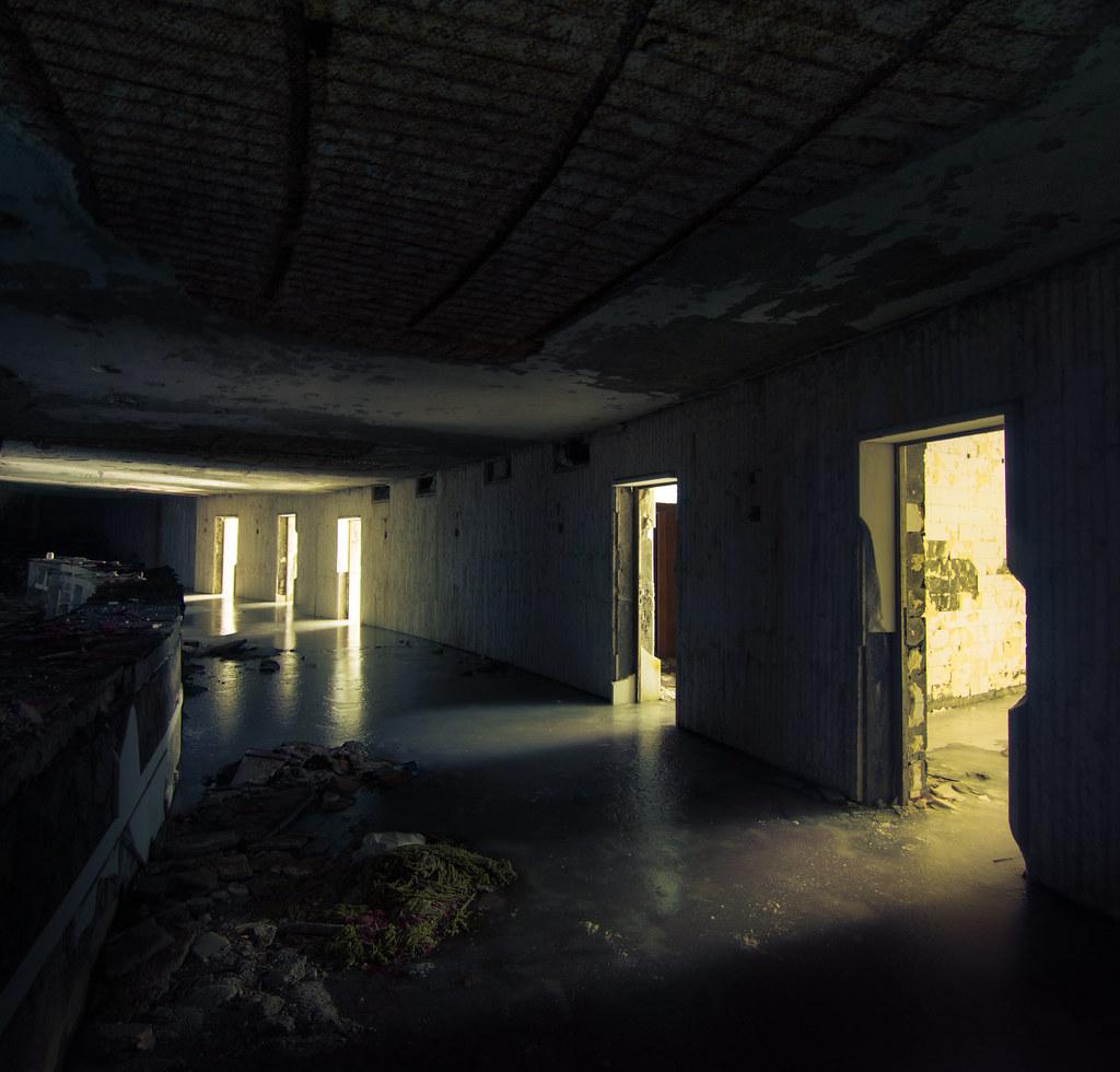 Te fascinan los edificios abandonados? Mirá estos en Rusia