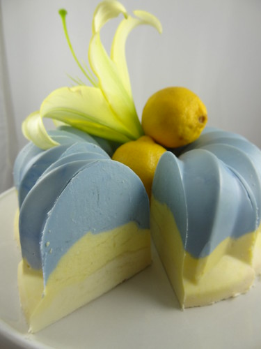 Blueberry Lemon Soap Cake - The Daily Scrub (10)