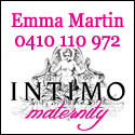 Emma Martin - Intimo Consultant for Maternity Wardrobe: Underwear and Fashion