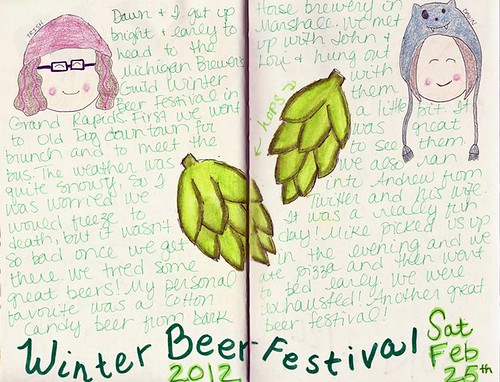 Winter Beer Fest 2012