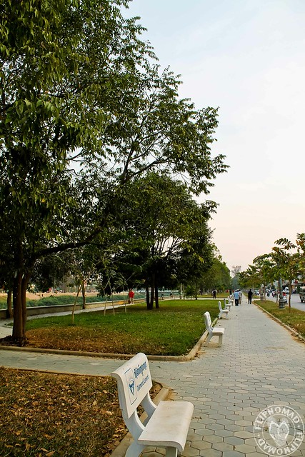 Battambang Promenade