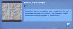 Floral Aura Wallpaper