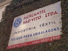 Marcas da imigração italiana em fábricas em SP