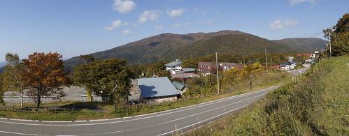 panorama japan 日本 tohoku 乳頭温泉郷 nyutouonsenkyo