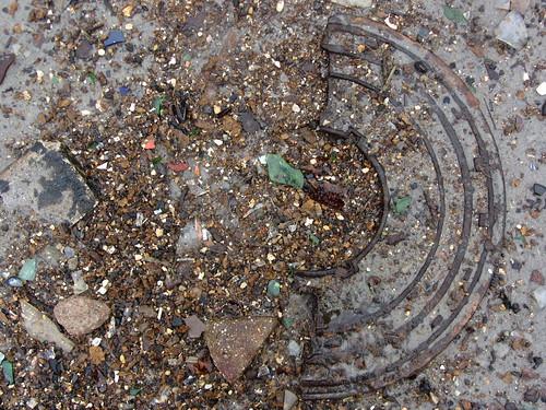 manhole cover!