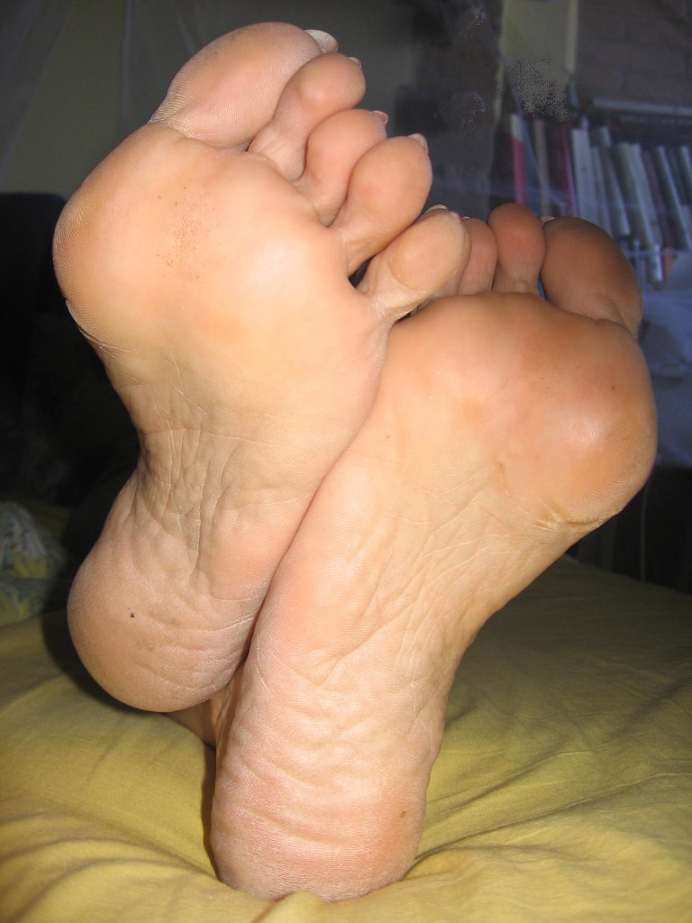 Rough Mature Feet Soles-5775