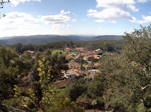 View of Macieira de Alcôba
