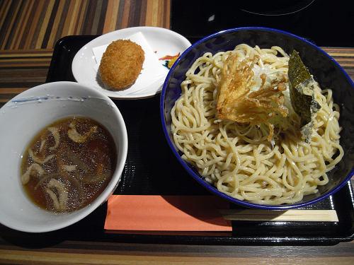 鴨料理専門店のお手頃&豪華なつけ麺『鴨ん。』@香芝市