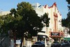 Downtown Antioch - The historic El Campanil Theatre - W 2nd Street, off E Street, North (Waterfront) Side