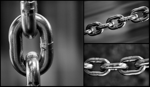 Chains Collage