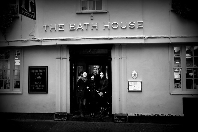 The Bath House pub in Cambridge
