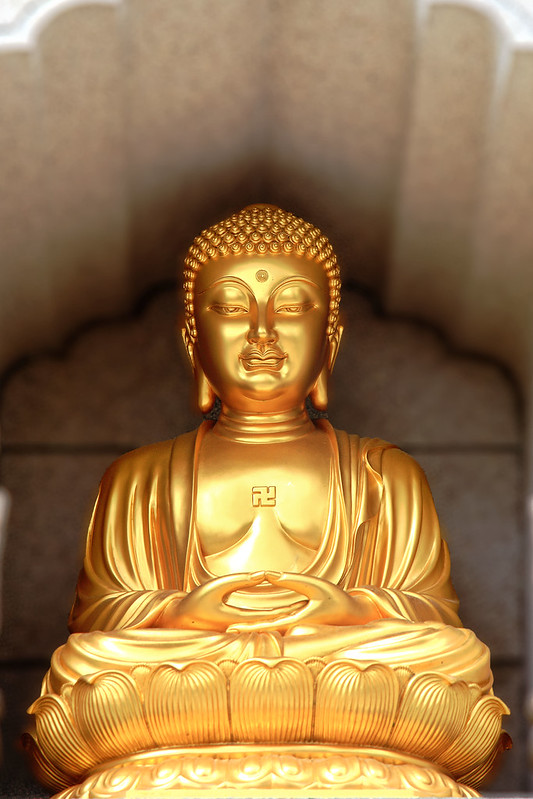 Vesak Day Buddha